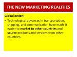 the new marketing realities2
