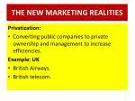the new marketing realities4