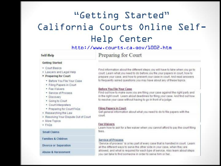 """""""Getting Started"""""""