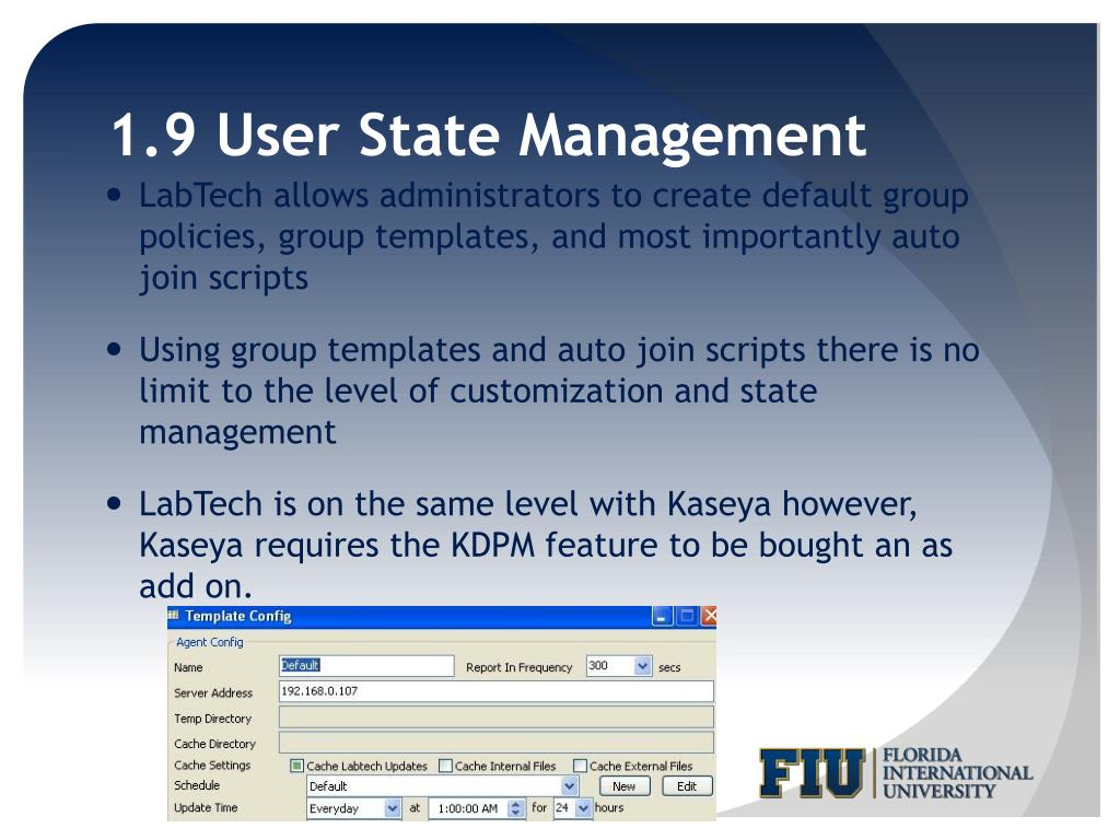 PPT - A Feature-Based Analysis & Comparison of IT Automation Tools