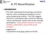 8 itc recertification3