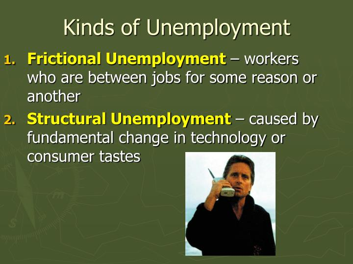 Kinds of Unemployment