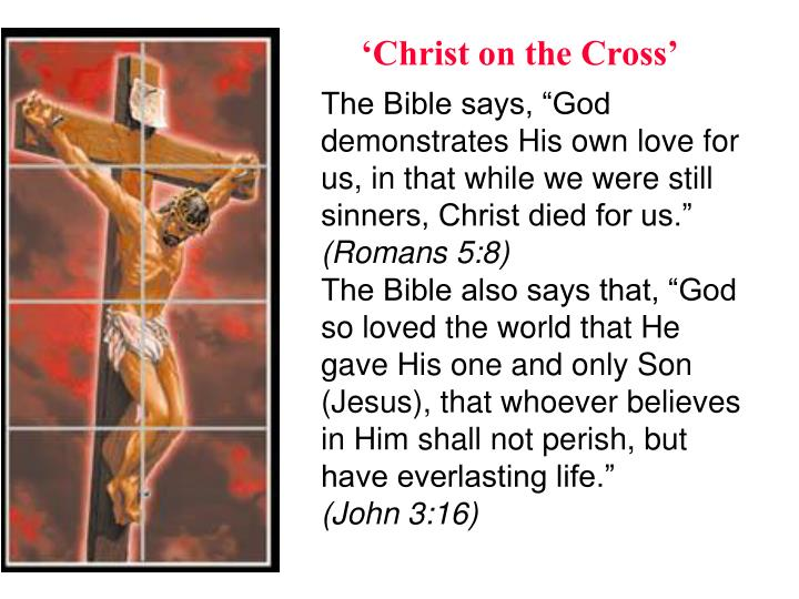 'Christ on the Cross'