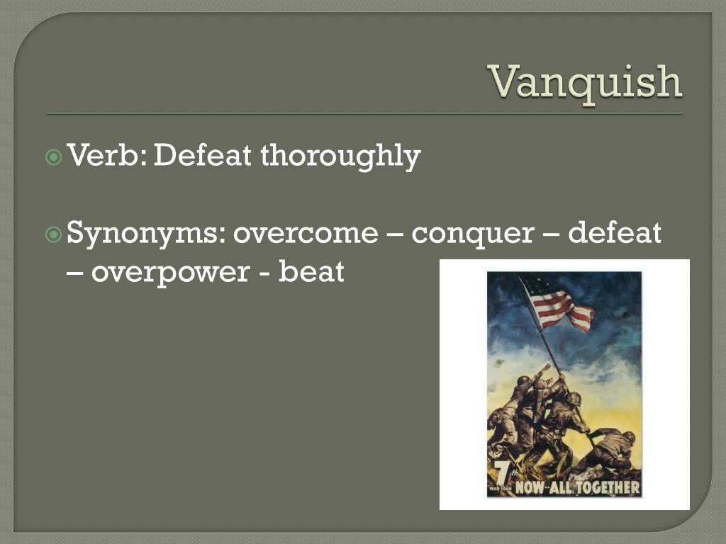 PPT - Week Three Vocabulary PowerPoint Presentation - ID:1789408