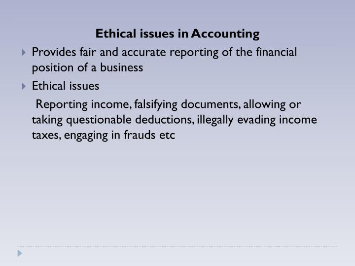 ethics and scandals in financial reporting accounting essay The _____ was/were enacted to restore confidence in financial reporting and business ethics after the accounting scandals of the early 2000s  ethics essay.