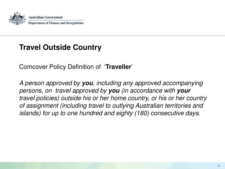 Personal Accident Travel Insurance Definition