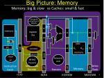 big picture memory