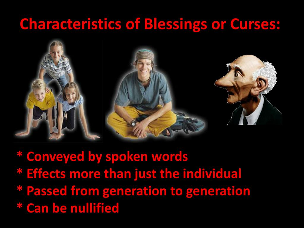 PPT - Victory Over GENERATIONAL CURSES PowerPoint