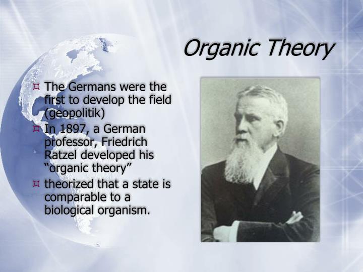 organic theory