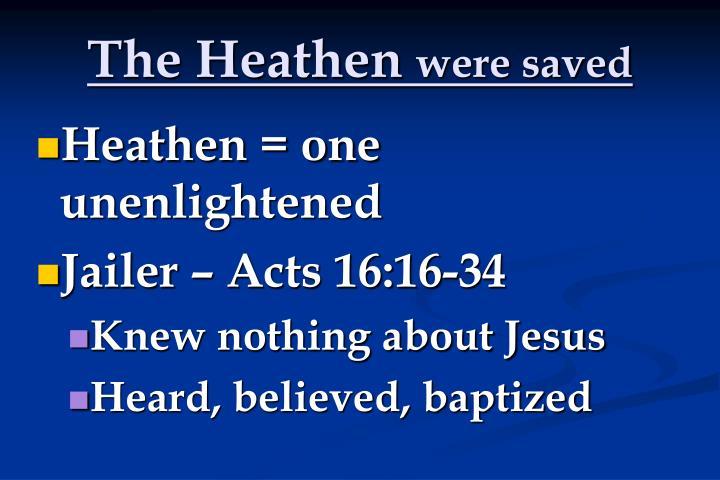 The Heathen