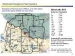 monticello emergency planning zone