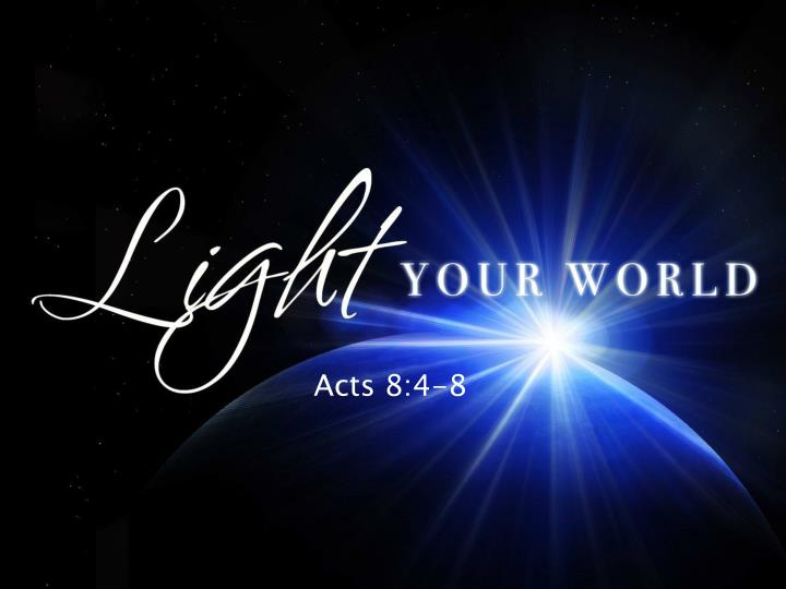 acts 8 4 8 n.