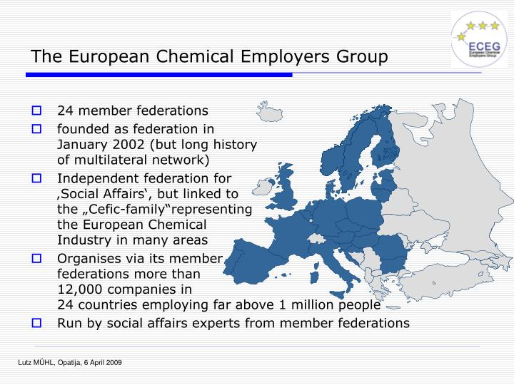 The European Chemical Employers Group