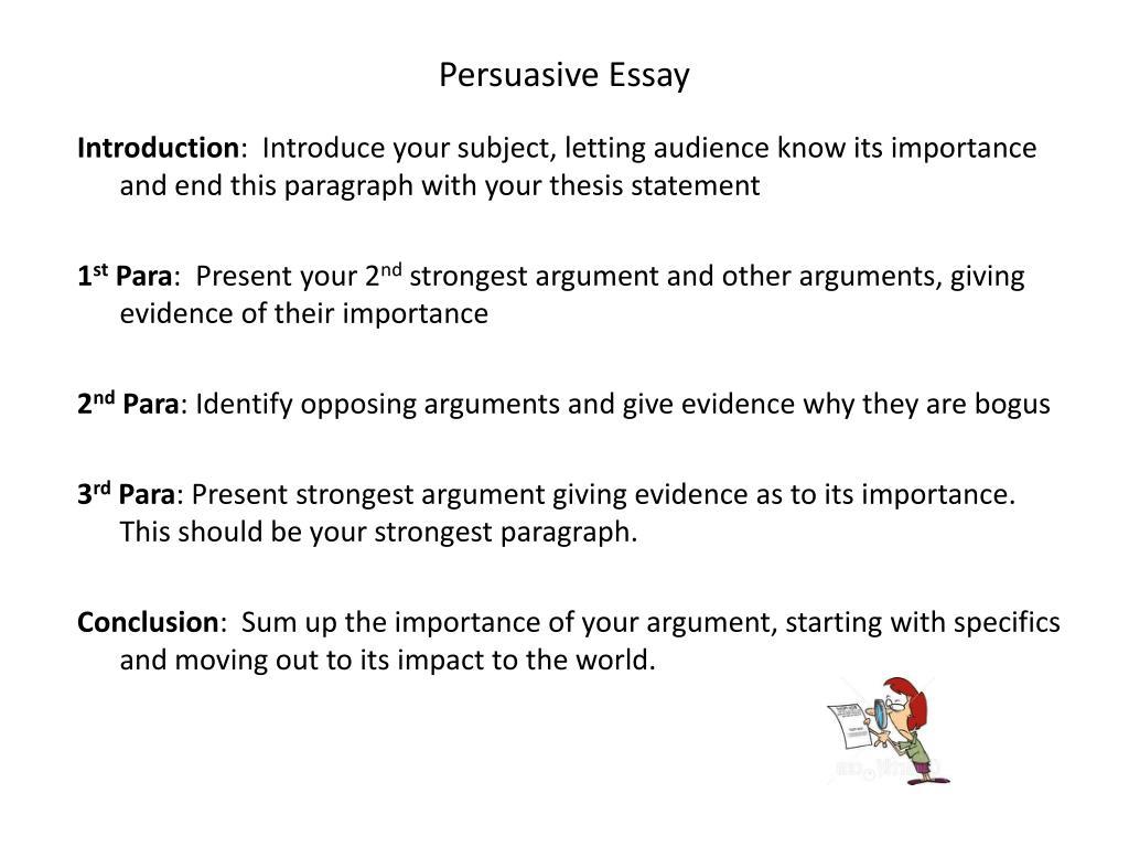 Essay psychoanalysis