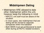 midshipmen dating
