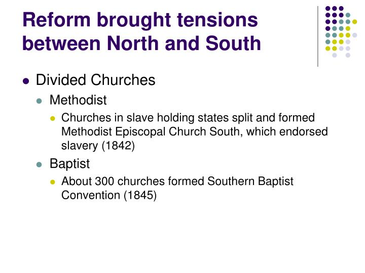 sectional tension between north and south The civil war erupted after a long history of compromises and sectional debates over  factory vs plantation  factory vs plantation in the north and south.