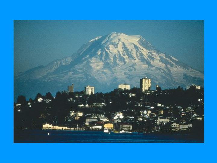 Volcanic hazards assessment