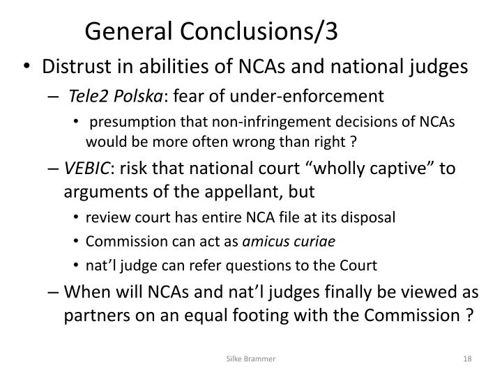 General Conclusions/3