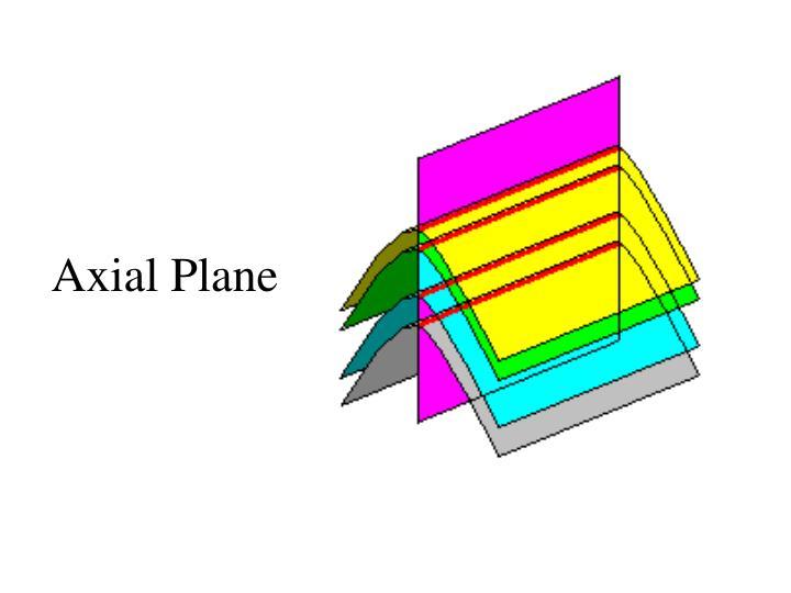 Axial Plane