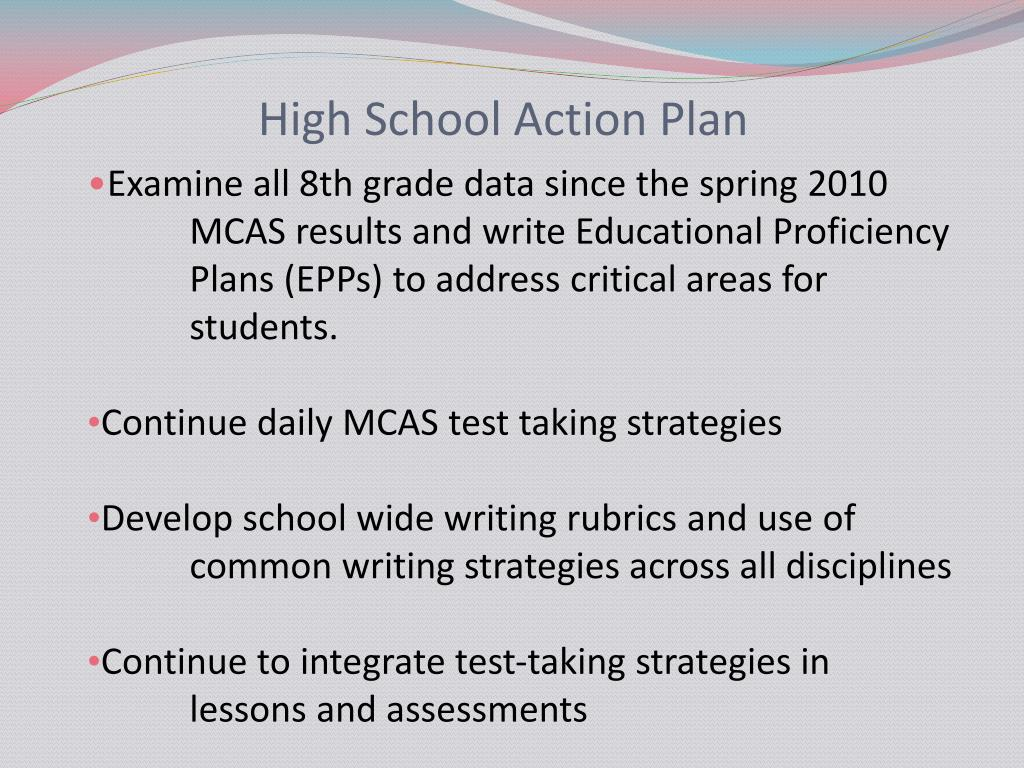 PPT - Spring 2011 MCAS Results PowerPoint Presentation - ID