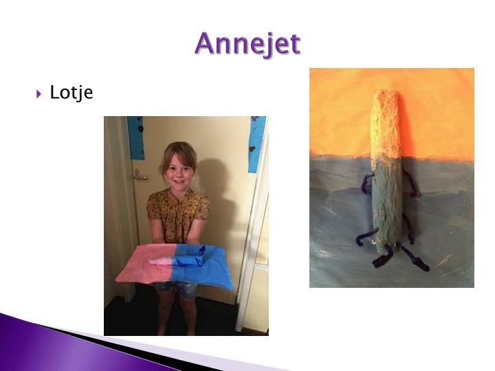 Annejet