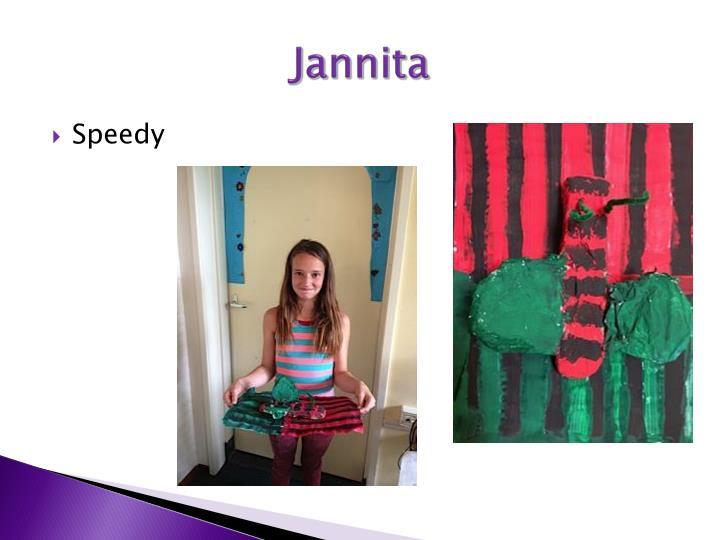 Jannita