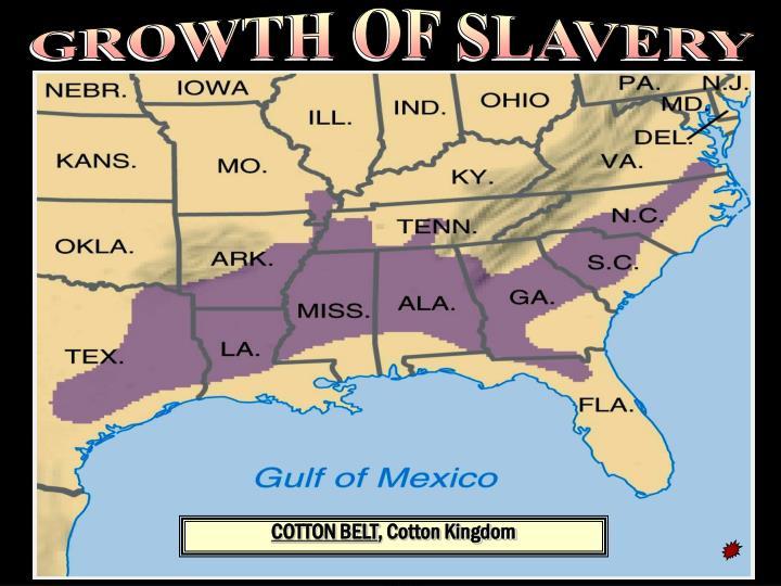 Map/Cotton Belt