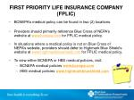 first priority life insurance company fplic