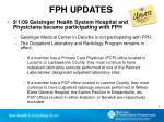 fph updates