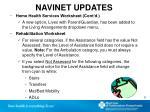 navinet updates5