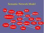 semantic network model1