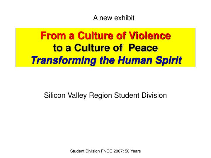 silicon valley region student division