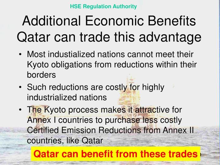 Additional Economic Benefits