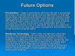 future options1