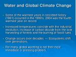 water and global climate change3