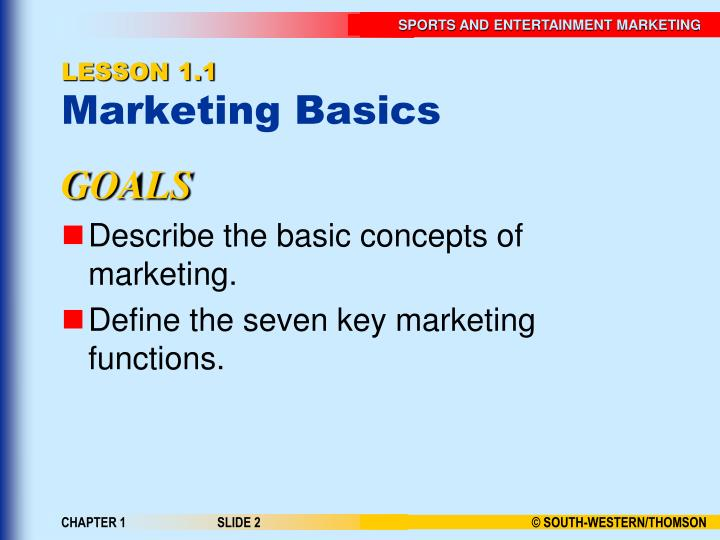 a report on the basic concept of marketing Marketing concept is considered a simple and intuitively appealing philosophy it is one of the best concepts in the marketing management philosophy the marketing management concept holds that achieving organizational goals depends on determining the needs and wants of target markets and delivering the desired satisfactions more effectively.