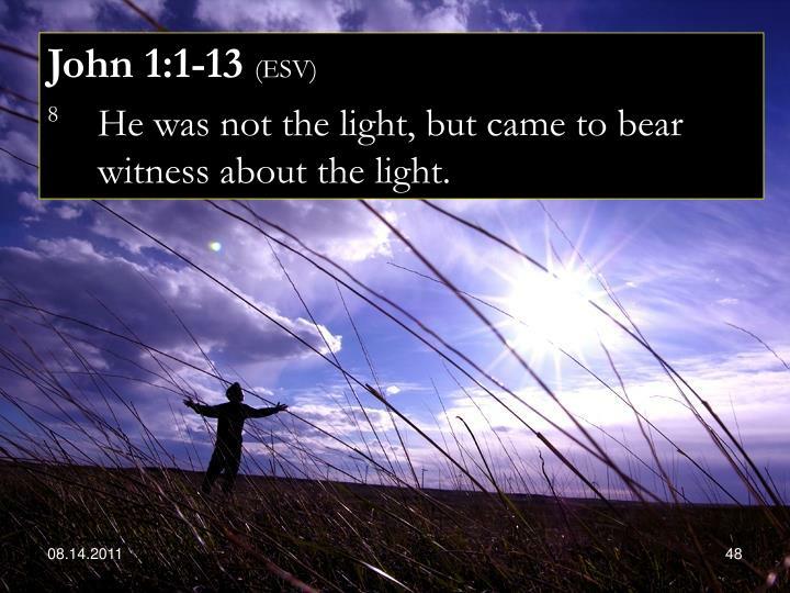 John 1:1-13