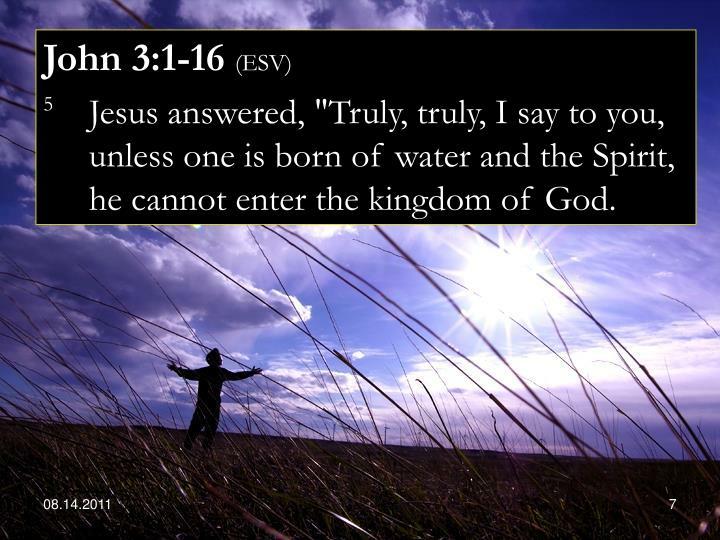 John 3:1-16