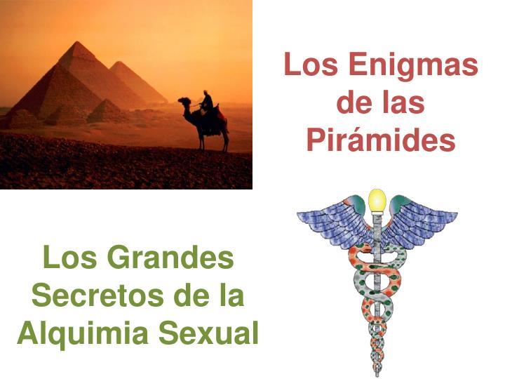 Los Enigmas de las Pirámides