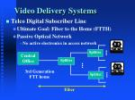 video delivery systems5