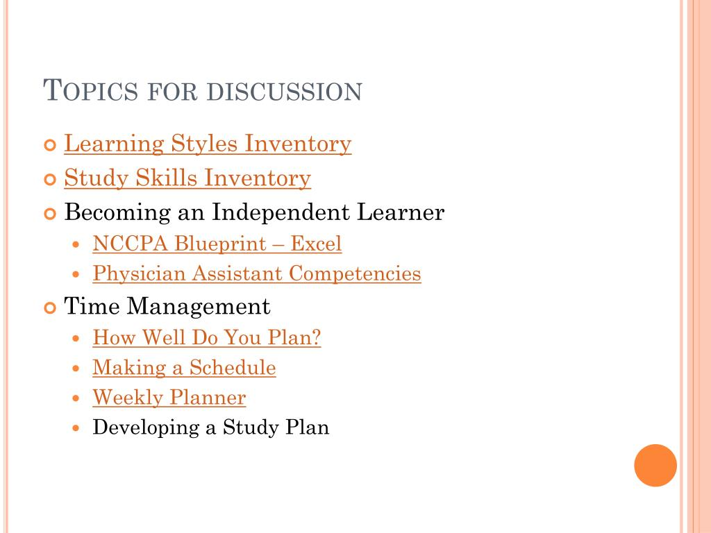study skills articles