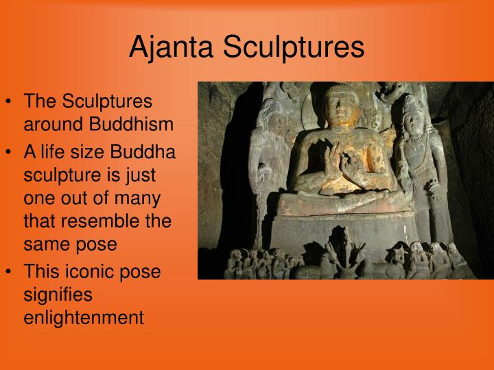 Ajanta Sculptures