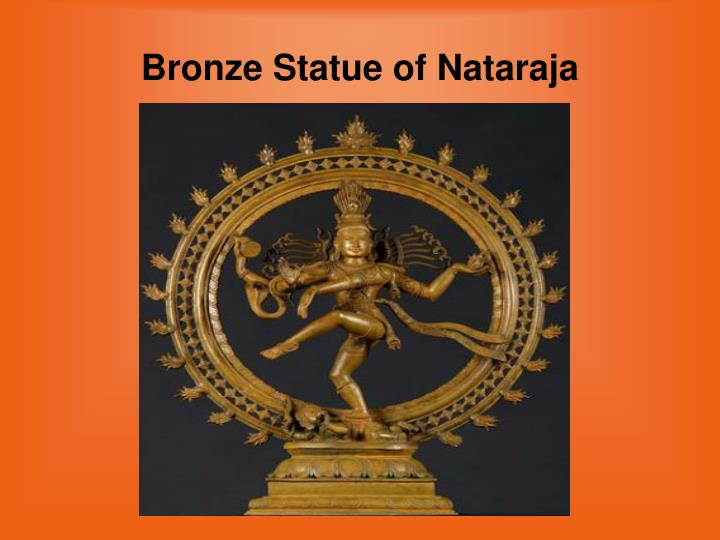Bronze Statue of Nataraja