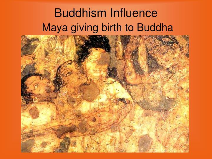 Buddhism Influence