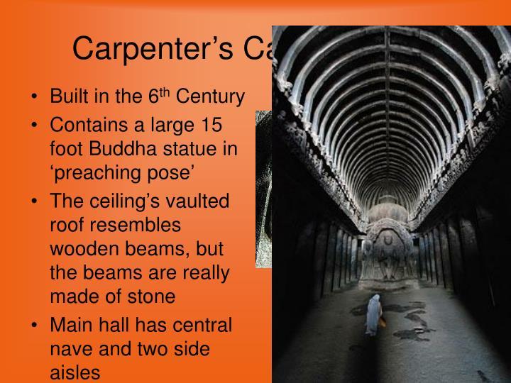 Carpenter's Cave at Ellora