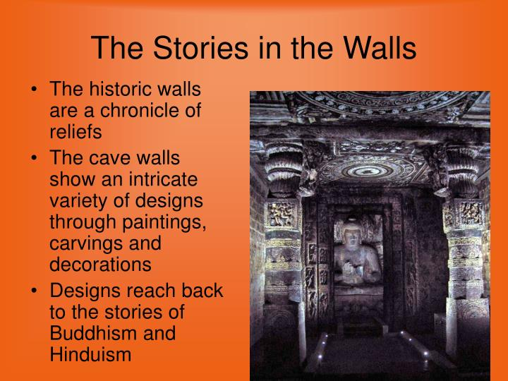 The Stories in the Walls