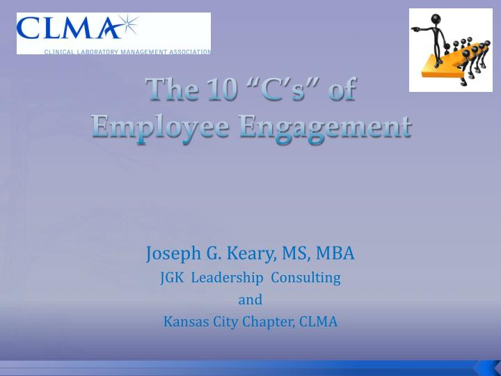 the 10 c s of employee engagement n.