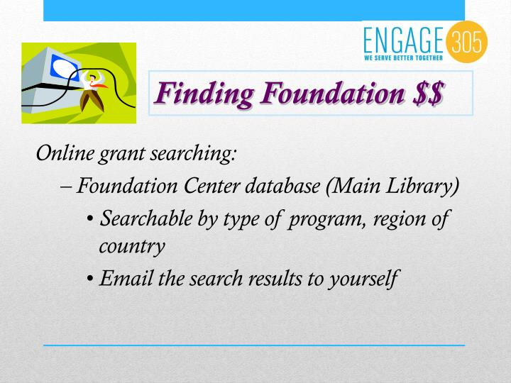 Finding Foundation $$