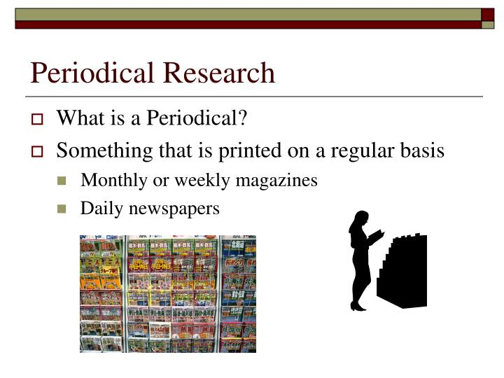 Periodical Research