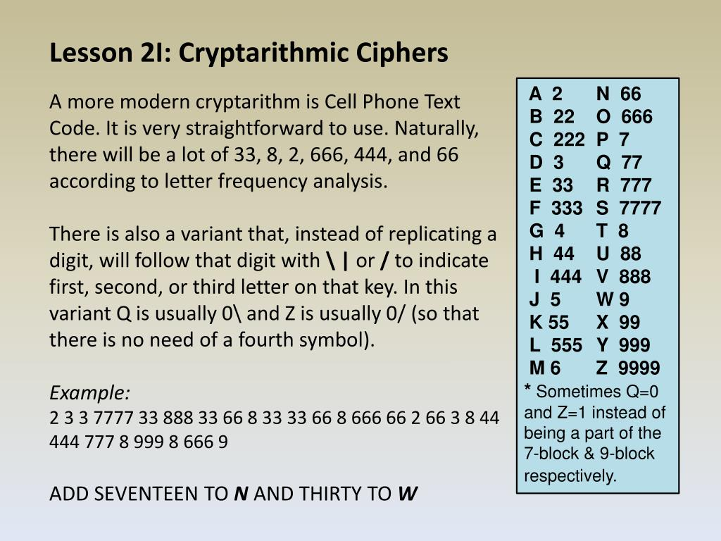 PPT - Geocaching Cryptocaches – An Introduction by tenebrus